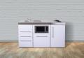 mit Geschirrspüler Mikrowelle Kühlschrank 3 Schubladen
