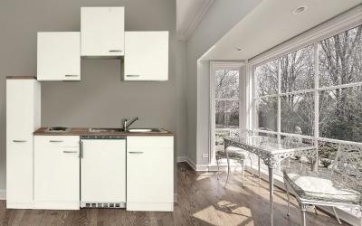 Küchenblock 180 KB180WW weiss