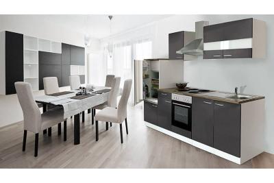 Küchenblock 270 Grau KB270WG