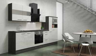 respekta k chenblock rp300ewcmis hochglanz weiss schr ghaube. Black Bedroom Furniture Sets. Home Design Ideas