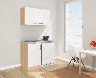 minik che mk100esws mit k hlschrank. Black Bedroom Furniture Sets. Home Design Ideas