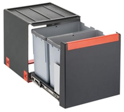 Abfalleimer cube 40 Franke Einbausystem