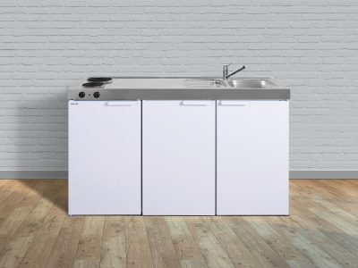 Kleinküche MK 150 E Pantry links Becken rechts