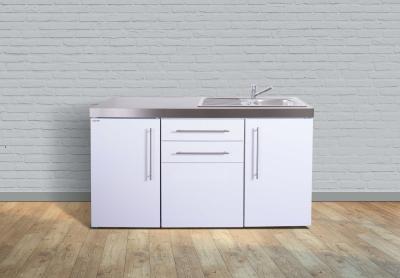 Miniküche MP 160 Tee Pantry links Becken rechts