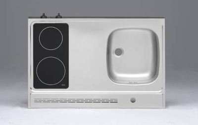 Glaskeramik Kochfeld-Pantry 90 cm