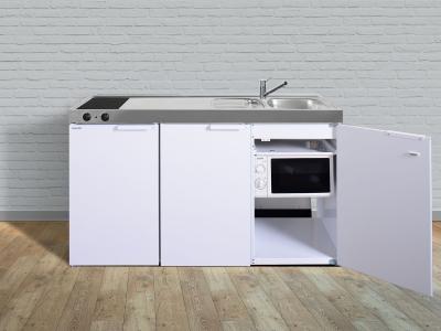 kleink che mkm 150 glaskeramik kochfeld links becken. Black Bedroom Furniture Sets. Home Design Ideas
