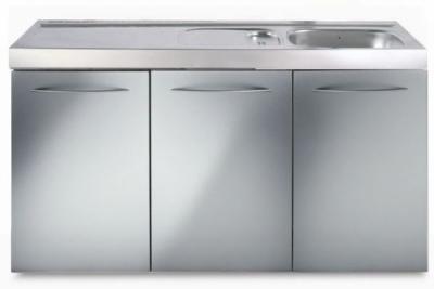 Miniküche MPES 150 Tee Pantry Kühlschrank