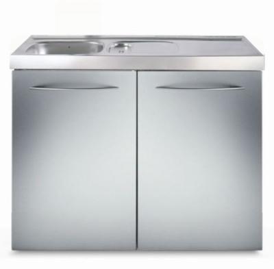 Miniküche MPES 100 Tee Pantry Kühlschrank