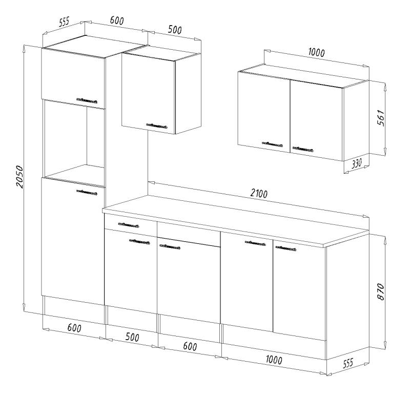 Küchen Eckschrank Maße ~ Kreative Bilder für zu Hause Design ...