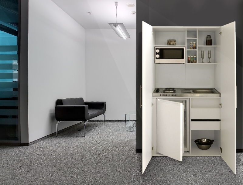Schrankküche design  respekta Schrankküche SKWWS weiss reversibel