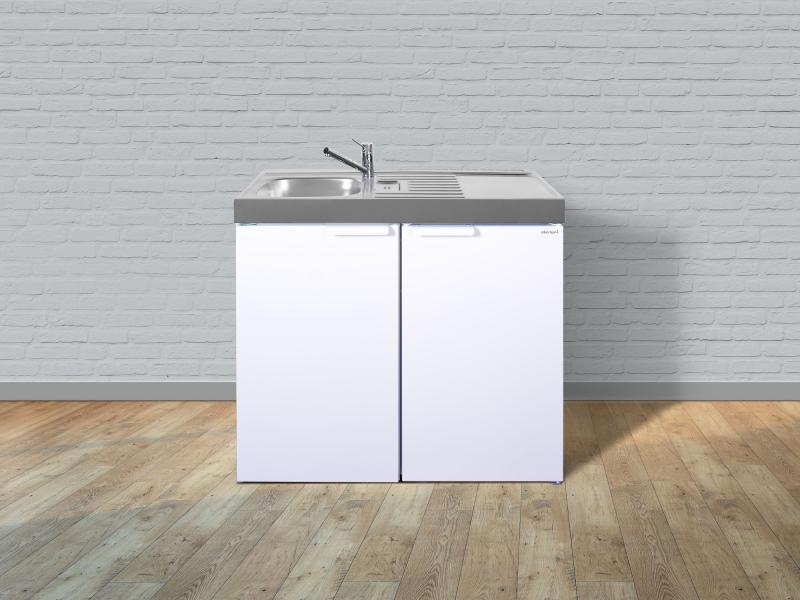 Miniküche Kühlschrank Links : Miniküche mk tee pantry rechts becken links ohne kochfeld