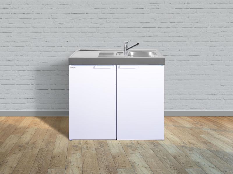 Miniküche Kühlschrank Links : Miniküche mk tee pantry links becken rechts ohne kochfeld