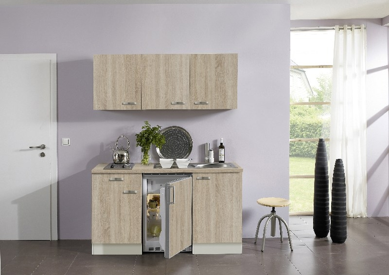 junior pantryk che minik che 150 eiche hell dekor ebay. Black Bedroom Furniture Sets. Home Design Ideas