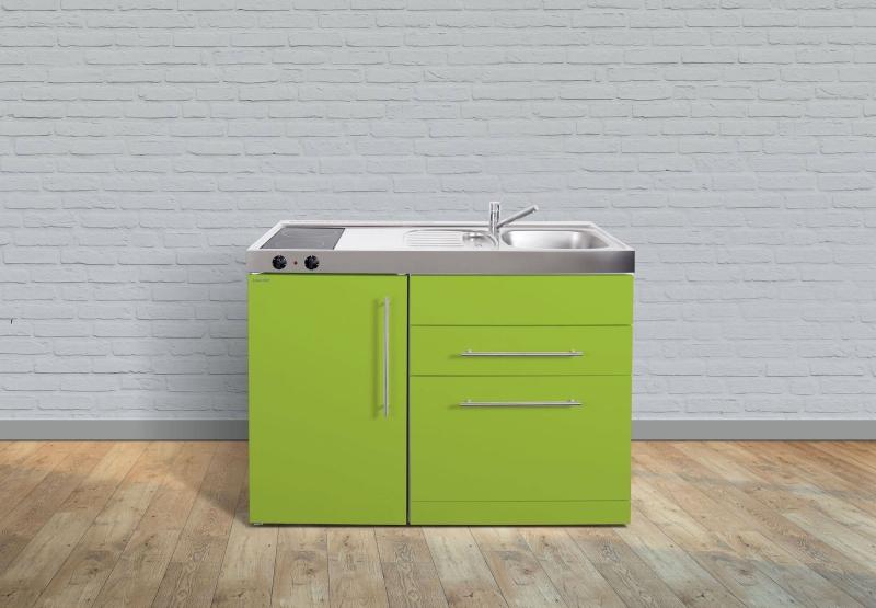 Miniküche Mit Kühlschrank 120 Cm : Miniküche mpgs 120 glaskochfeld links becken rechts geschirrspüler