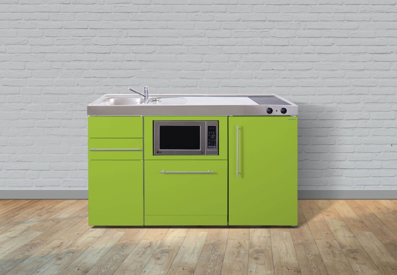 Miniküche Kühlschrank Links : Miniküche mpgsm glaskochfeld rechts becken links geschirrspüler