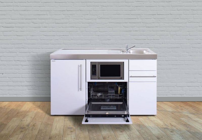 Miniküche Kühlschrank Links : Miniküche mpgsm tee pantry links becken rechts geschirrspüler