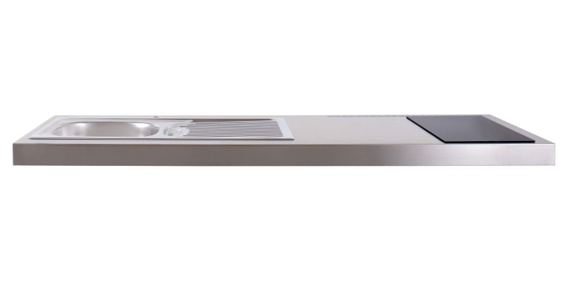 Kühlschrank Schubladen : Miniküche mpgsms es glaskochfeld kühlschrank geschirrspüler