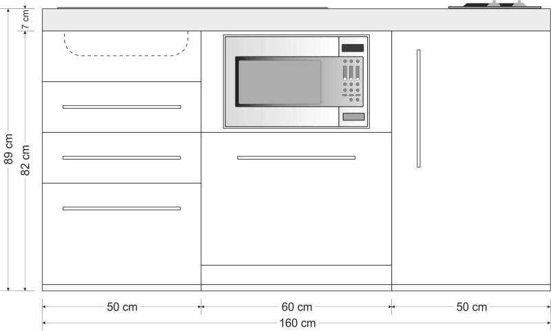 minik che mpgsms3es 160 glaskochfeld k hlschrank geschirrsp ler mikro 3 schubladen. Black Bedroom Furniture Sets. Home Design Ideas