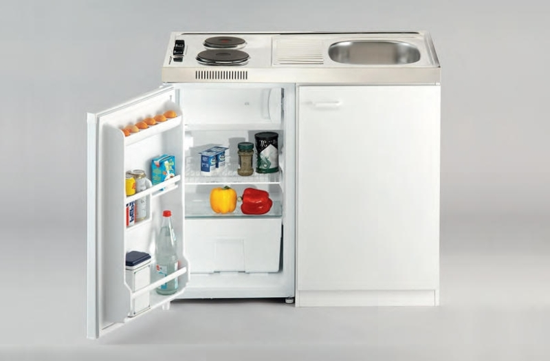Miniküche Mit Kühlschrank 90 Cm : Miniküche pantry s mit kühlschrank