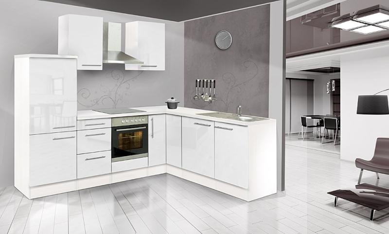 respekta l k chenzeile rp260wwc 260x200 cm weiss hochglanz. Black Bedroom Furniture Sets. Home Design Ideas