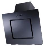 Schräghaube respekta CH 22010SX schwarz 60 cm
