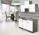 Küchenblock 150 KB150EYW Eiche York Front weiss
