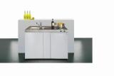 Miniküche ME 120 Easyline E-Pantry rechts Becken links