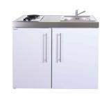 Miniküche MP 110 E Pantry links Becken rechts