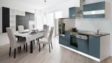 Küchenblock 280 Grau LBKB280WG