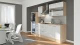 Küchenblock RP270HAW weiss hochglanz