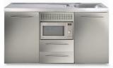 Miniküche MPMES 150 Tee Pantry Kühlschrank